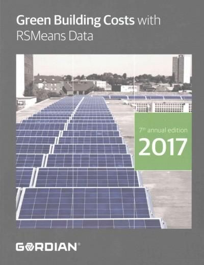 Building Costs With RSMeans Data 2017