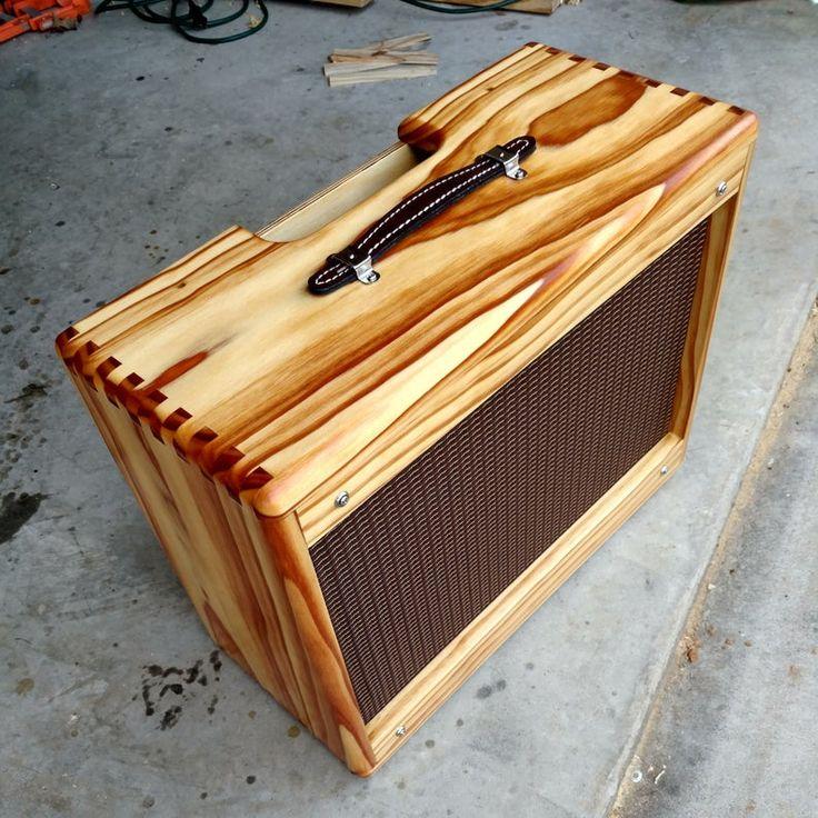 Custom amp in 2020 guitar handmade
