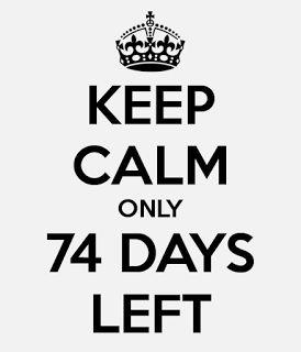 The challenge of change La sfida del cambiamento: 74 days #nofap, #no masturbation