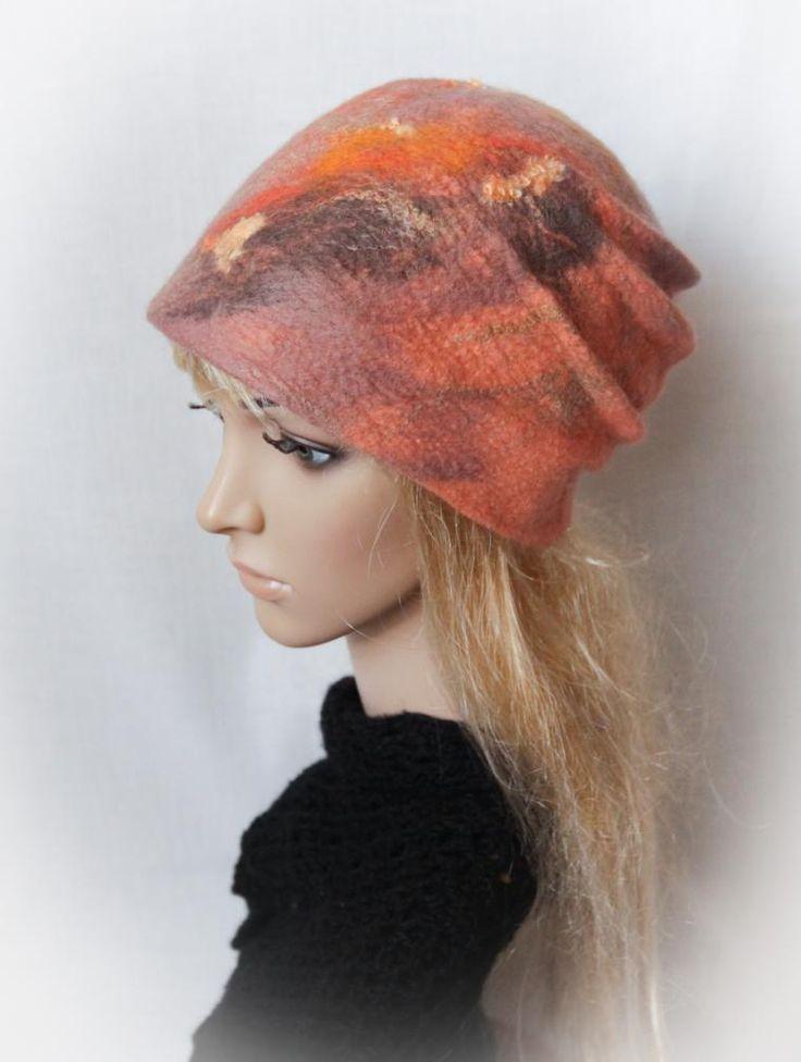 Шапка-чулок, чалма, шапка с драпировкой: МК для начинающих - Ярмарка Мастеров - ручная работа, handmade