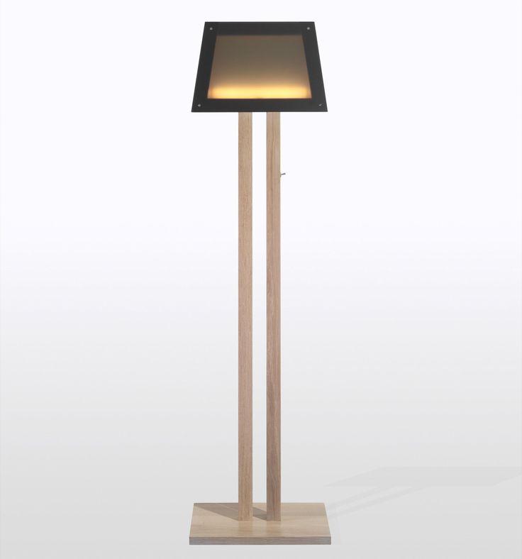 Wooden floor lamp gumtree for wood floor