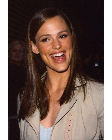 Jennifer Garner laughing