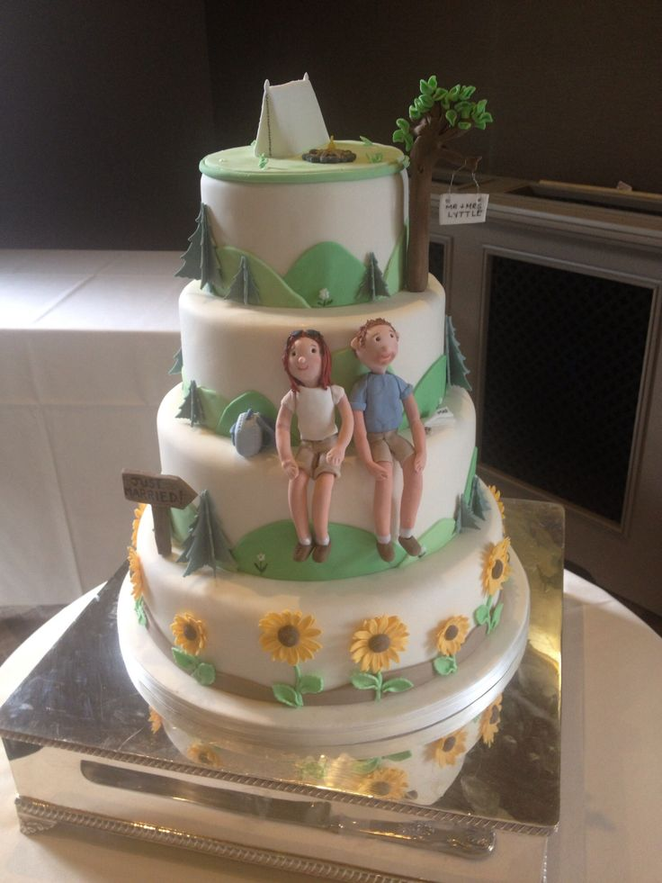 camp wedding cakes | testimonials the yorkshire cake fairy s cakes taste delicious try the ...