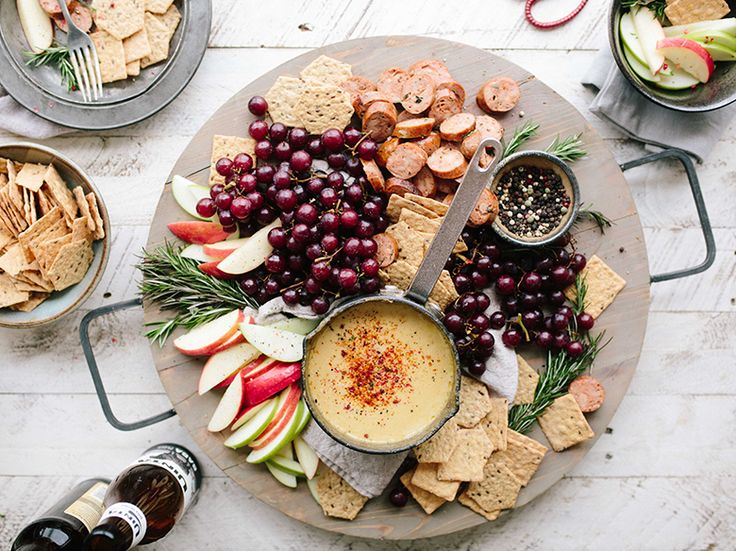 Τι δεν πρέπει να λείπει από ένα πλατώ τυριών και αλλαντικών