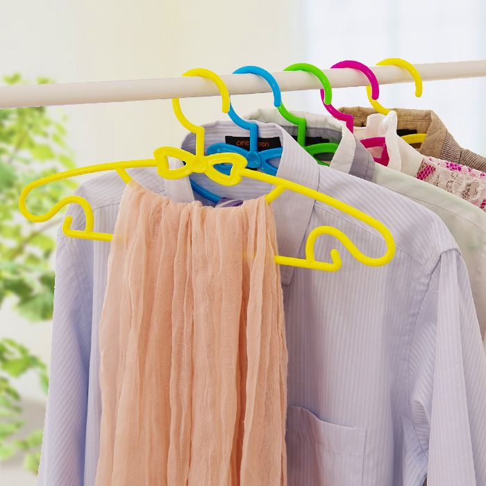 Find More Home Storage & Organization Information about Colorful Candy Colored Bow Hanger Adult Clothes Hanging Wet And Dry Thick Solid Plastic Clothes Hanger,High Quality clothes hanger,China clothes hanger plastic Suppliers, Cheap clothes hangers for sale from agreetao on Aliexpress.com