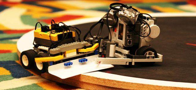 Aprende a crear tus propios robotos con este curso de robótica gratis > http://formaciononline.eu/curso-de-robotica-gratis/