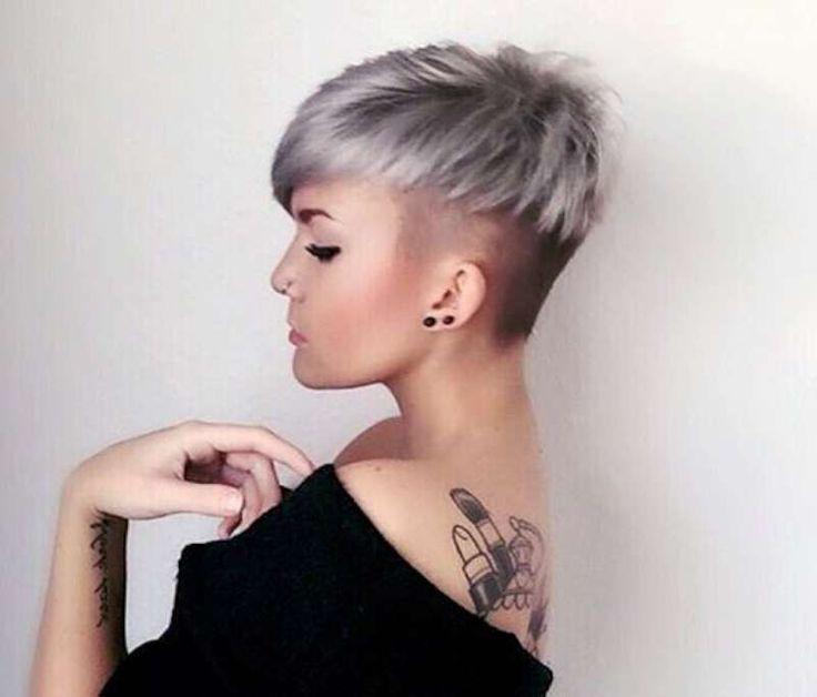 Amazing 1000 Ideas About Short Dark Hairstyles On Pinterest Chunky Short Hairstyles For Black Women Fulllsitofus