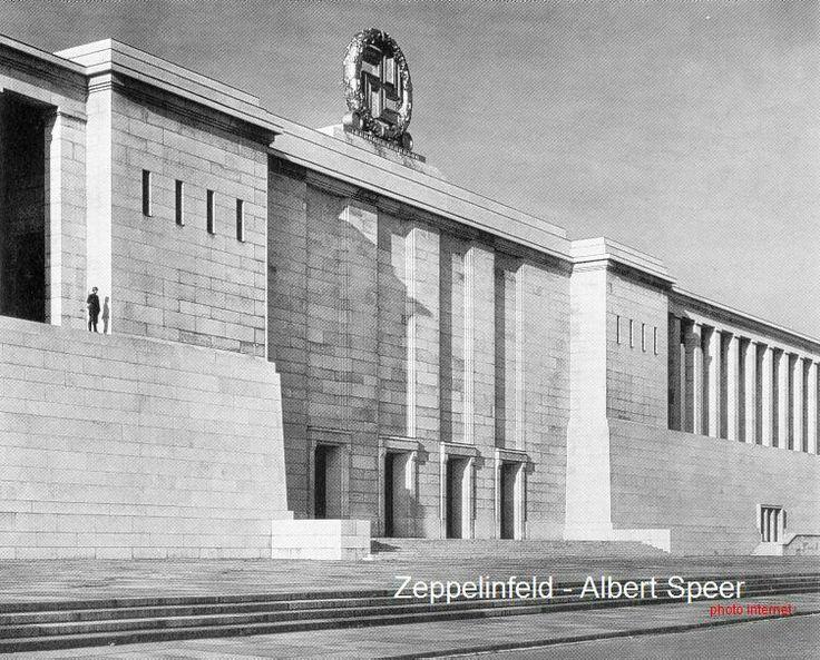 Albert Speer architecte du 3ème Reich