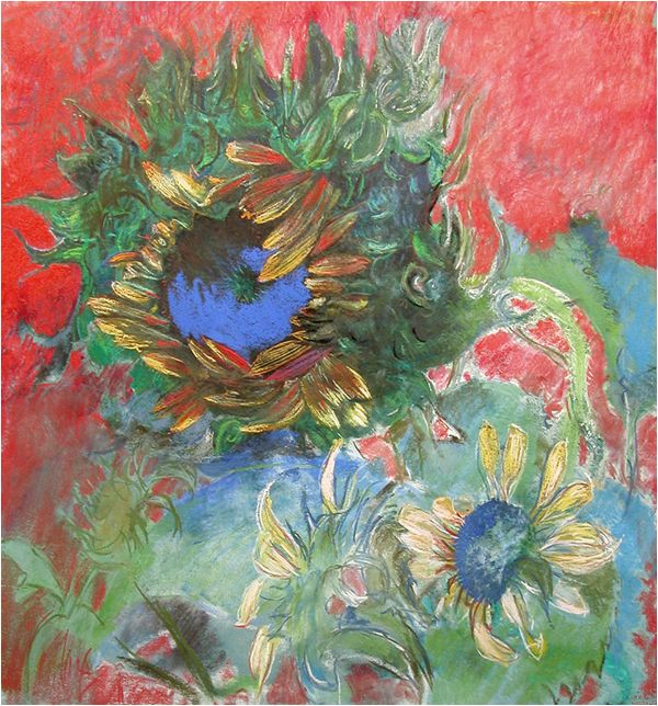 comparison claude monet and van gogh A comparison of impressionism and post-impressionism in this essay, i wil  of  the two leading artists of these styles claude monet and vincent van gogh.