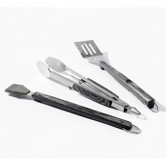 Ricardo 3 Piece Grilling Tool Set