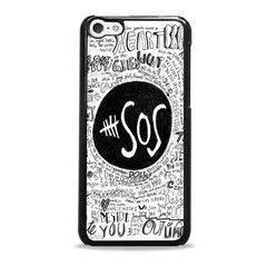 5SOS Quote Iphone 5c Cases