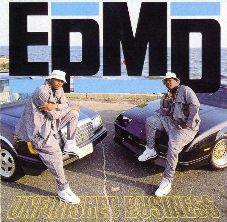 Epmd Unfinished Business Vinyl Epmd Unfinished Business