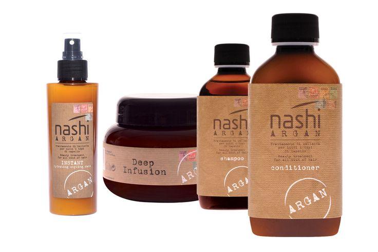 immagini prodotti nashi argan | Nashi Argan, il perfetto alleato per i nostri capelli!Nashi Argan, il ...