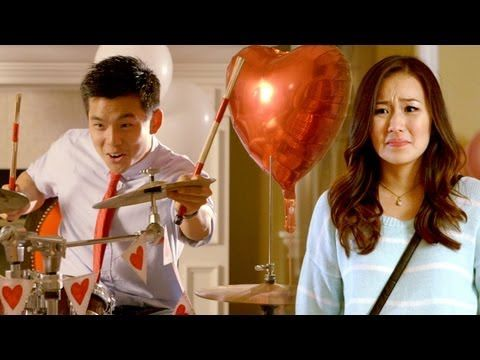 Drummer Love Song  Wong Fu Productions - quite possibly my favourite Wong Fu video