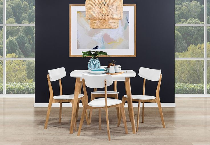 Sven 5 Piece Dining Suite | Super A-Mart