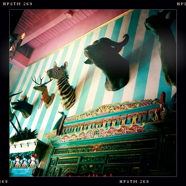Inspiration: The Unicorn - Seattle, WA