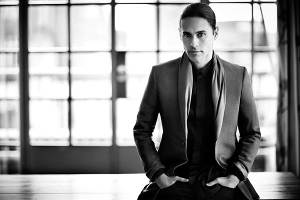 Jared Letos Still Really, Really Hot (And Sos His New Album) #Refinery29