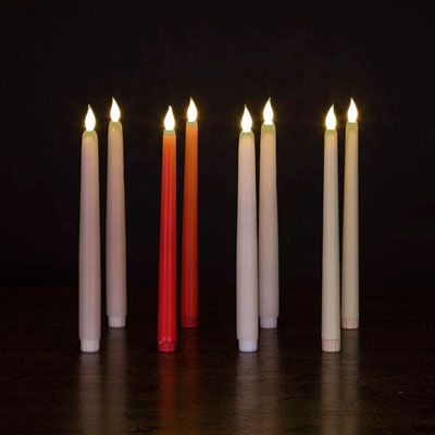 Light Up Your Dinner Table With These Smooth Flameless