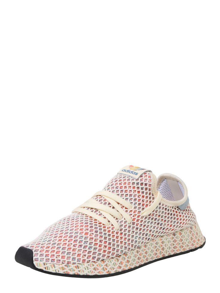 0a79d59155 #AboutYou #ADIDAS #Low Sneaker #Schuhe #Sneaker #ADIDASADIDAS #ORIGINALS # Damen #Sneaker #DEERUPT #PRIDE #weiß #04059808755410 #mode #ootd …