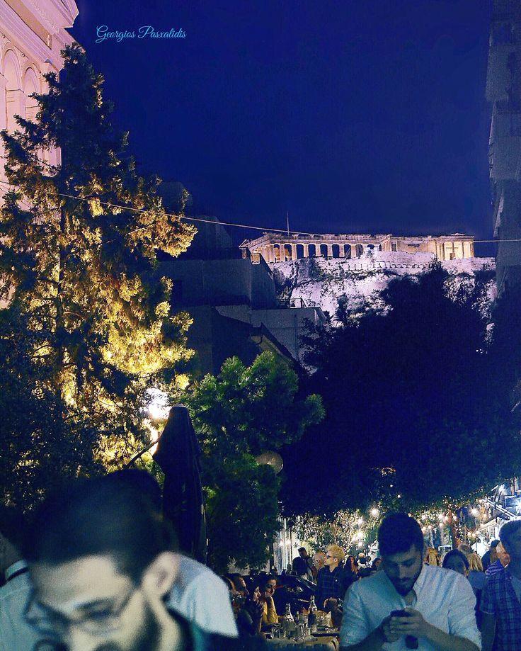 Aeolus street...Athens..GREECE.....