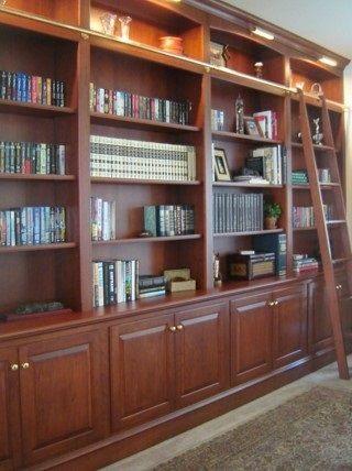 Librerie A Muro Su Misura.Libreria In Legno Su Misura Librerie Nel 2019 Librerie Librerie