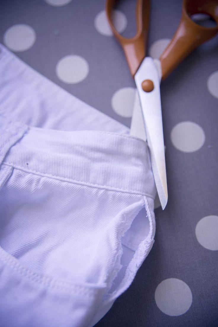 Tuto approach : Agrandir ( & customiser) un quick ou pantalon