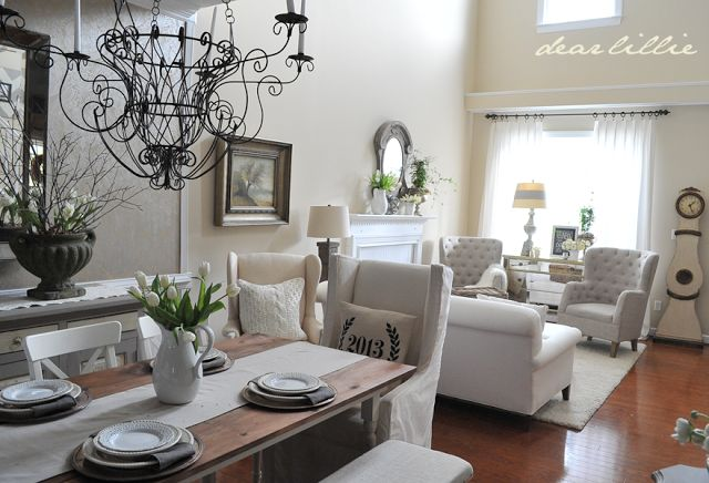 25+ Best Ideas About Living Dining Combo On Pinterest