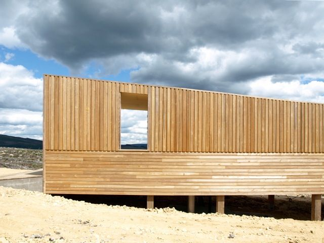 Kilder Observatory  Charles Barclay Architects http://cbarchitects.co.uk