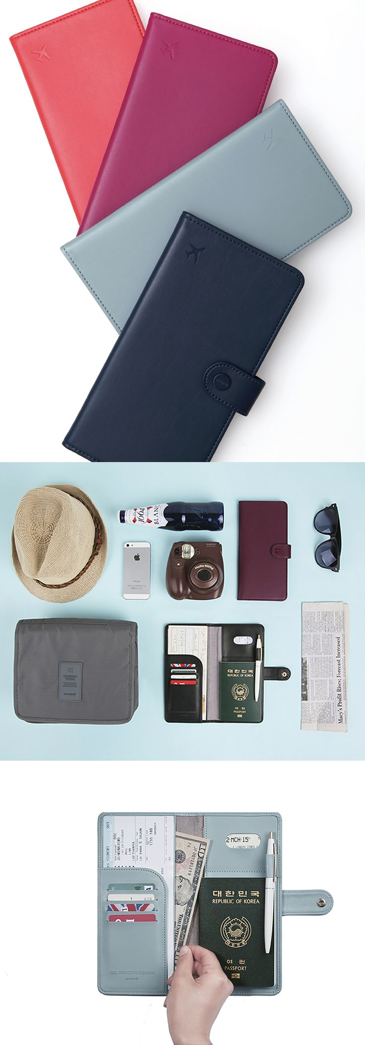 166 Best Gadgets Images On Pinterest New Technology Product Baseus Nappa Case For Ipad Mini 1 2 3 The Plane Anti Skimming Passport Wallet Is One Of Many Adorable And Functional Products In Mochithings Collection