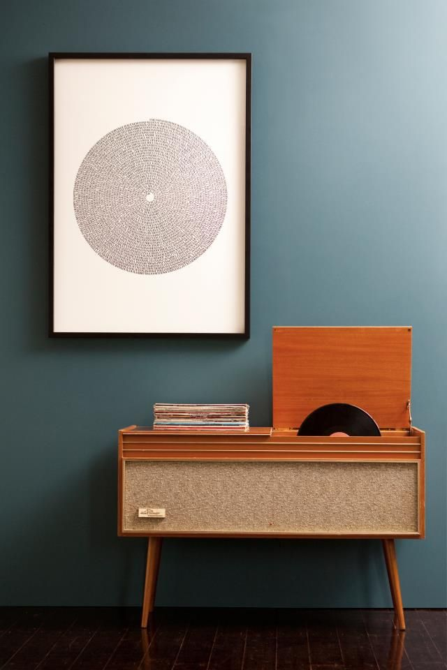 Great record display !