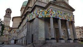 """Addio allo """"striscione"""" di San Vittore, un flop di successo (foto)"""