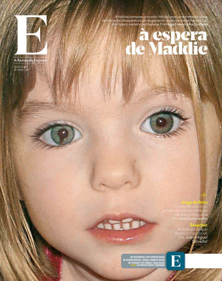 Expresso | À espera de Maddie, na Revista E