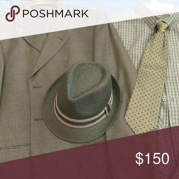 Men's grey suit Cerrruti1881 Suits & Blazers Suits