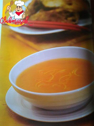 Resep Saus Kulit Jeruk, Aneka Makanan China, Club Masak