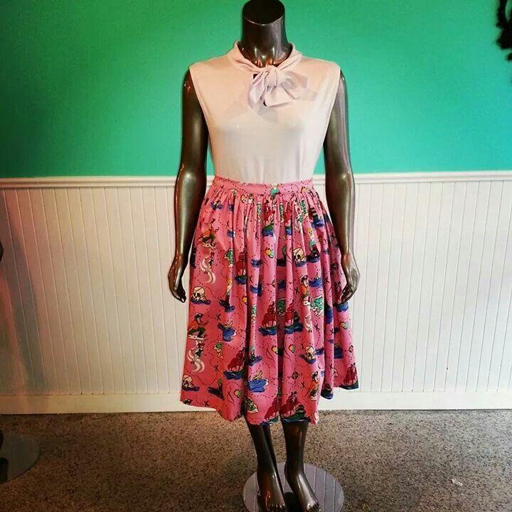 Neverland Skirt - Plus Size - Curvy Fashion - Bold - Unique - Renegade
