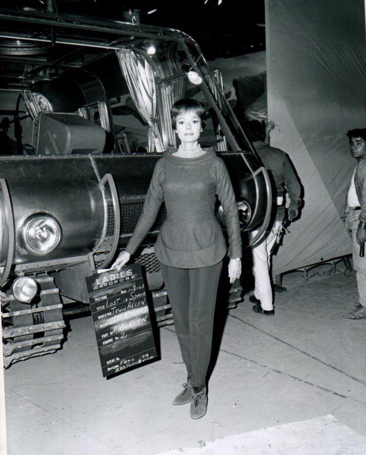 Lost in Space June Lockhart rare costume test Photo