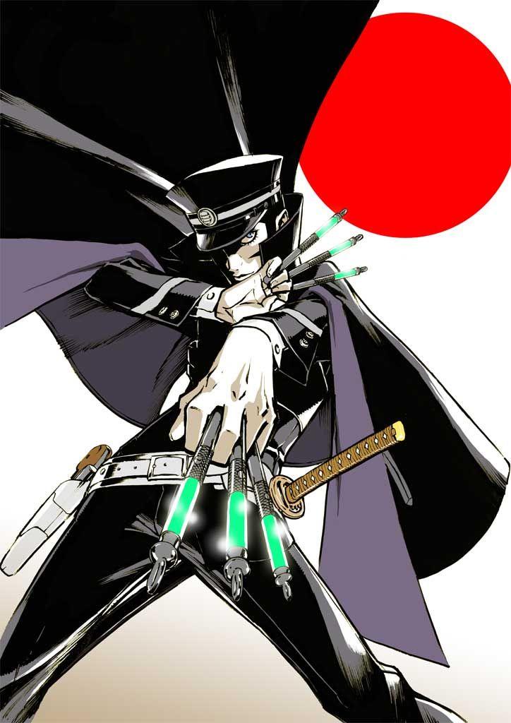 Raidou Kuzunoha the XIV (SMT: Devil Summoner)