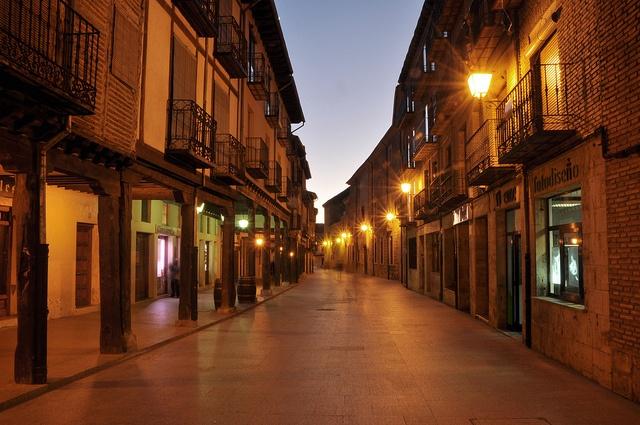 Soria. El Burgo de Osma.  Por Juan C García Lorenzo.