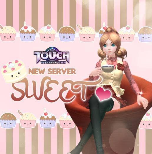 Touch Online luncurkan server baru SWEET
