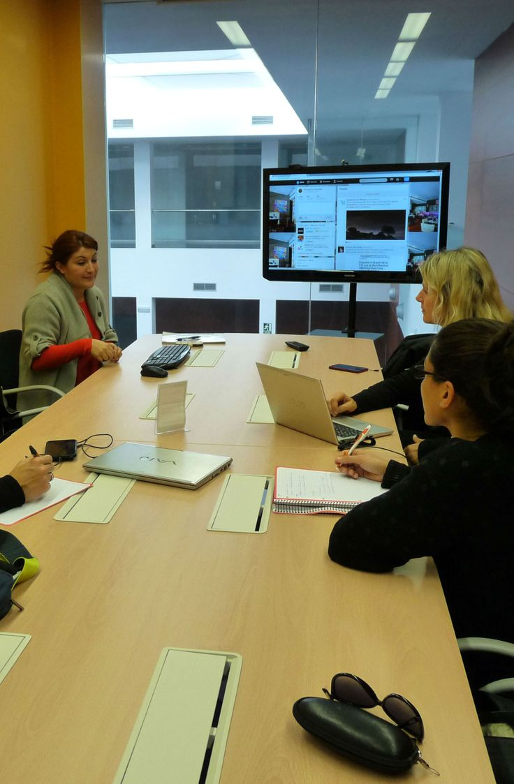 #Consultoria de #Twitter y #Pinterest con Restaurante Vino Mio