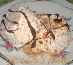 semifreddo all'amaretto