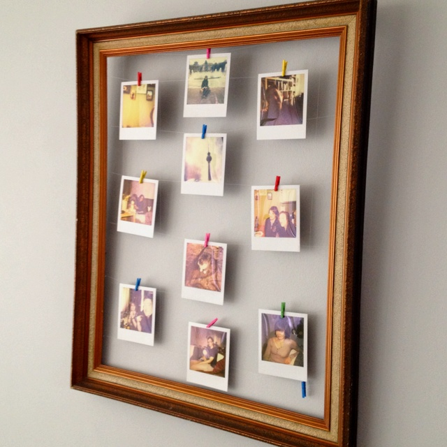 images about picture hanging ideas on pinterest polaroid hanging