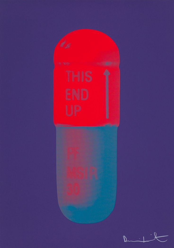 The Cure - Violet/Electric Red/Powder Blue by Damien Hirst £4,200.00 Silkscreen Signed Limited Edition of 15 51cm x 72cm To buy now or enquire: Call: +44 (0)20 7240 7909 Email: info@lawrencealkingallery.com - See more at: http://www.lawrencealkingallery.com/artists/damien-hirst/work/the-cure-violetelectric-redpowder-blue#sthash.ogv8tHko.dpuf