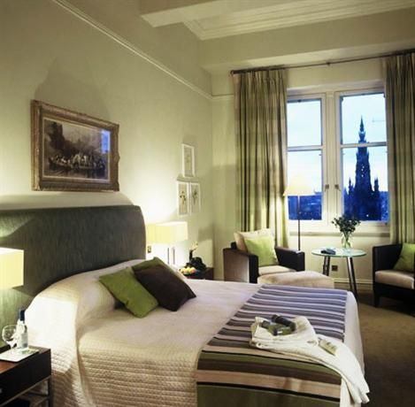 Balmoral Hotel Edinburgh  Balmoral Edinburgh is conveniently located for sightseeing in Edinburgh, with Princes Street just a stone's throw away. Edinburgh Waverley Railway Station is right nearby, connecting guests with the local area.