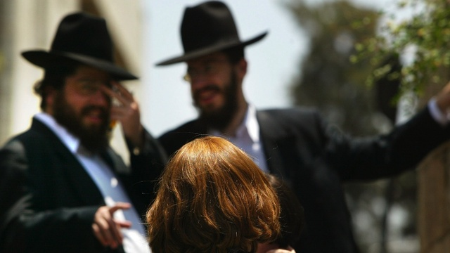 Israeli Women Fight to Be Seen and Heard:  Some of Israel's ultra-Orthodox Jewish women say they have a problem: their community, which makes up about 10 percent of the Israeli population, wants to pretend they don't exist. So Kolech, the first Orthodox Jewish feminist organization in Israel, is filing Israel's first-ever gender segregation class-action lawsuit. Mazel!