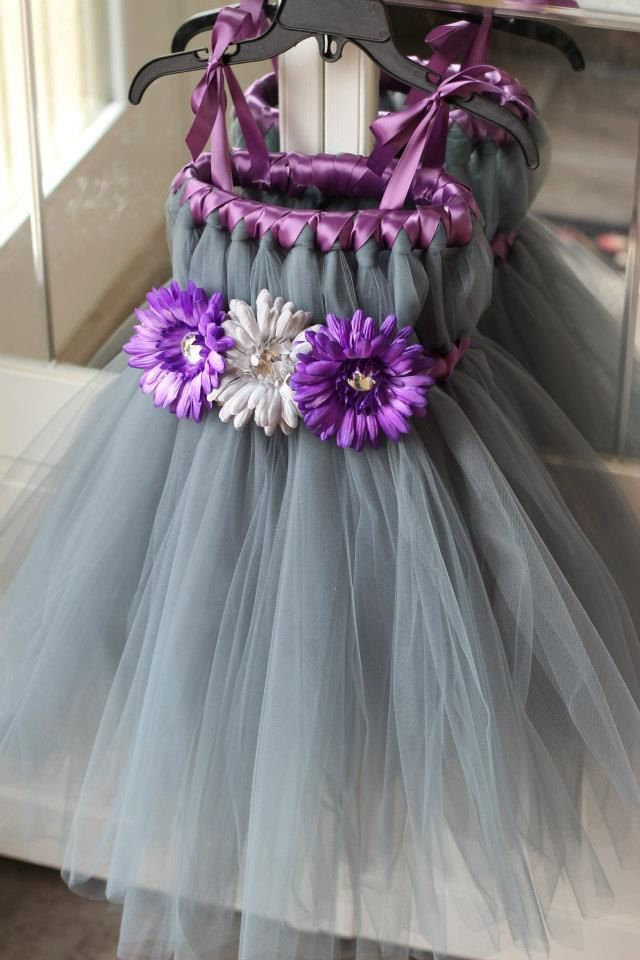 Tutu Dress via Etsy.