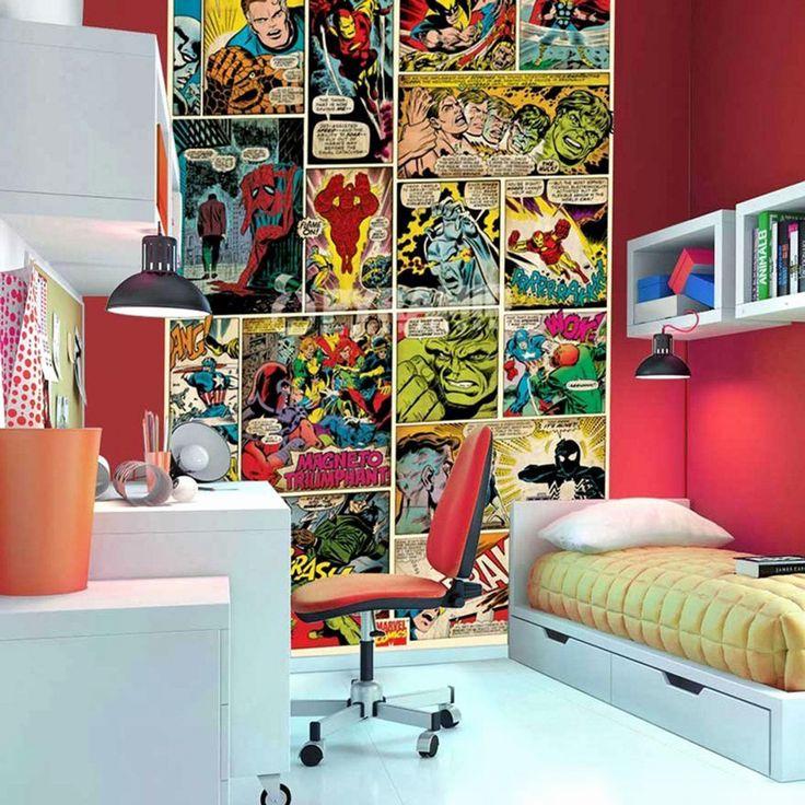 Best 25 Marvel Bedroom Decor Ideas On Pinterest Boys Rhpinterest: Marvel Bedroom Decor At Home Improvement Advice