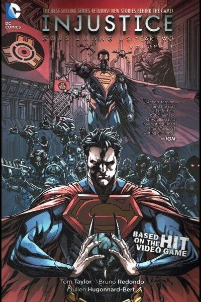 Injustice Gods Among Us Year Two Volume 1