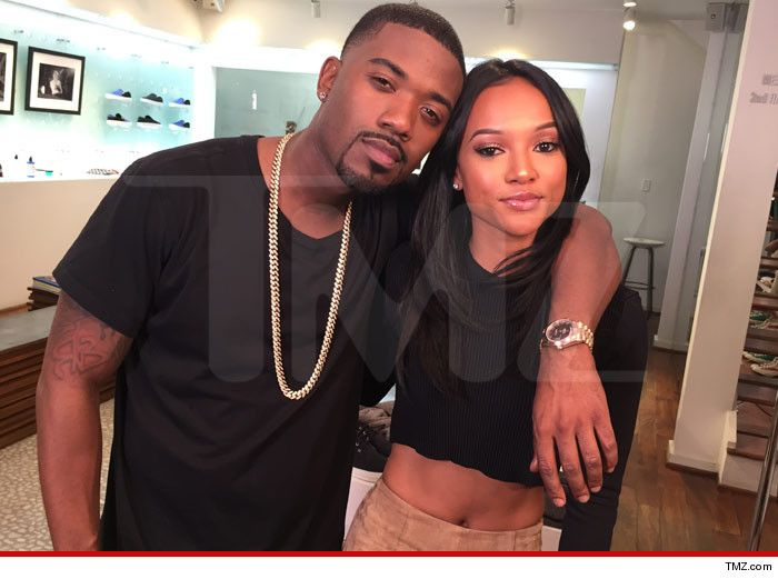 Ray J's ex-girlfriend threatened suicide because Karrueche's in the picture?!?