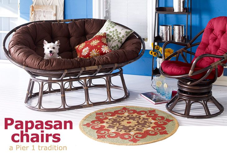 pier 1 papasan chair review 3